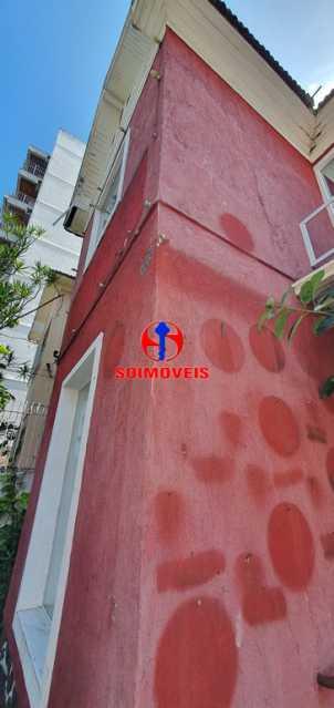 FACHADA - Casa 3 quartos à venda Tijuca, Rio de Janeiro - R$ 780.000 - TJCA30043 - 1