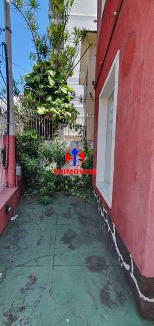 FACHADA - Casa 3 quartos à venda Tijuca, Rio de Janeiro - R$ 780.000 - TJCA30043 - 3