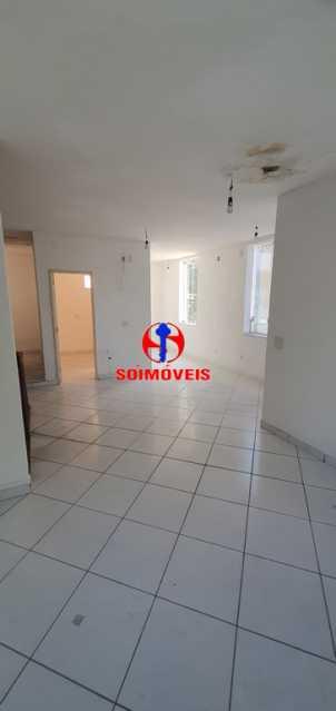 1º ANDA SALÃO - Casa 3 quartos à venda Tijuca, Rio de Janeiro - R$ 780.000 - TJCA30043 - 4