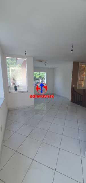 1º ANDA SALÃO - Casa 3 quartos à venda Tijuca, Rio de Janeiro - R$ 780.000 - TJCA30043 - 5