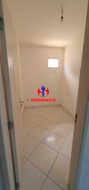 QUARTO - Casa 3 quartos à venda Tijuca, Rio de Janeiro - R$ 780.000 - TJCA30043 - 6
