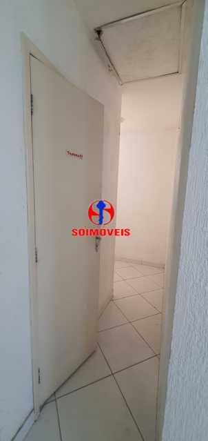 QUARTO - Casa 3 quartos à venda Tijuca, Rio de Janeiro - R$ 780.000 - TJCA30043 - 7