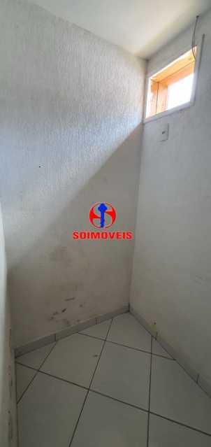QUARTO - Casa 3 quartos à venda Tijuca, Rio de Janeiro - R$ 780.000 - TJCA30043 - 17