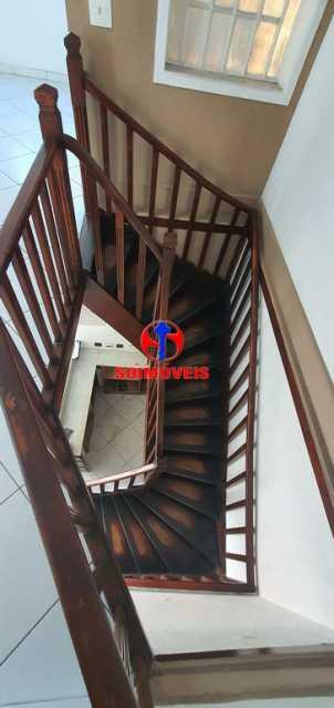 ACESSO 2º ANDAR - Casa 3 quartos à venda Tijuca, Rio de Janeiro - R$ 780.000 - TJCA30043 - 9