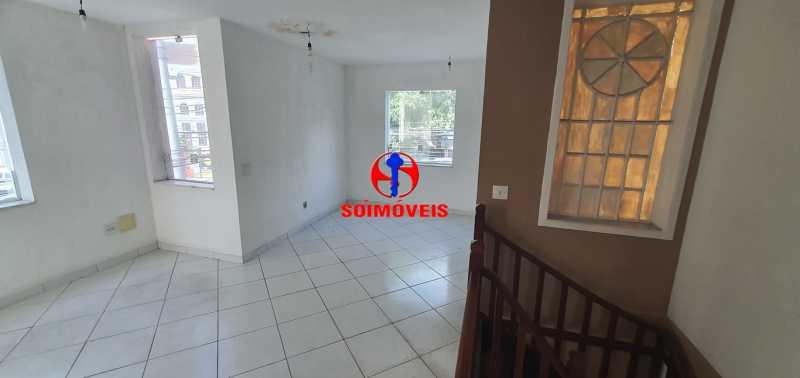 2º ANDA SALÃO - Casa 3 quartos à venda Tijuca, Rio de Janeiro - R$ 780.000 - TJCA30043 - 10
