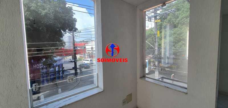 VISTA 2º ANDA SALÃO - Casa 3 quartos à venda Tijuca, Rio de Janeiro - R$ 780.000 - TJCA30043 - 11