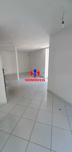 1º ANDA SALÃO - Casa 3 quartos à venda Tijuca, Rio de Janeiro - R$ 780.000 - TJCA30043 - 14