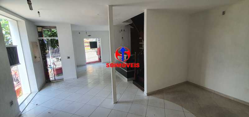 1º ANDA SALÃO - Casa 3 quartos à venda Tijuca, Rio de Janeiro - R$ 780.000 - TJCA30043 - 15