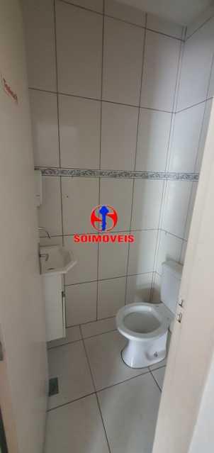 1º ANDA BANHEIRO - Casa 3 quartos à venda Tijuca, Rio de Janeiro - R$ 780.000 - TJCA30043 - 16