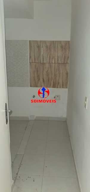 QUARTO - Casa 3 quartos à venda Tijuca, Rio de Janeiro - R$ 780.000 - TJCA30043 - 19