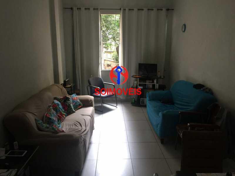 sl - Apartamento 2 quartos à venda Maracanã, Rio de Janeiro - R$ 170.000 - TJAP20926 - 4