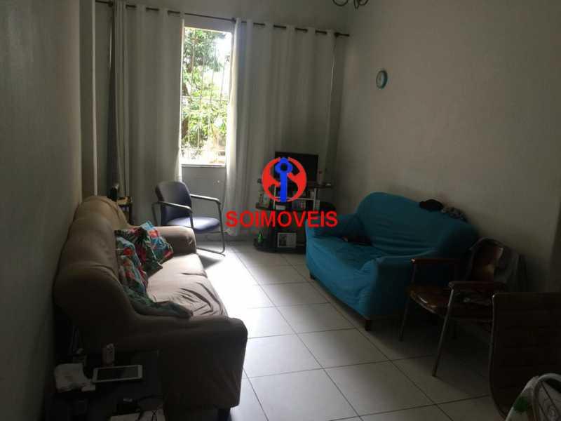 sl - Apartamento 2 quartos à venda Maracanã, Rio de Janeiro - R$ 170.000 - TJAP20926 - 3