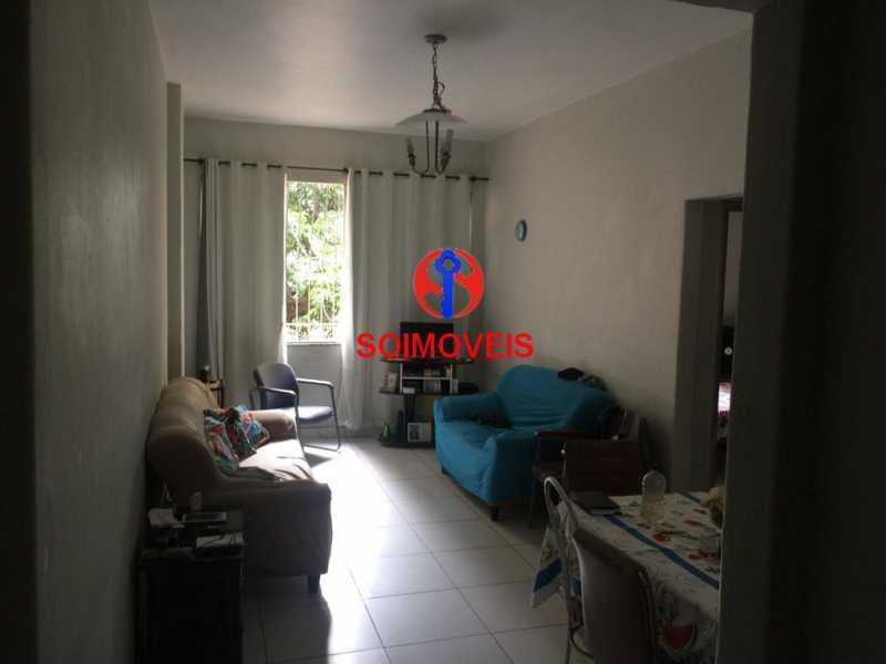 sl - Apartamento 2 quartos à venda Maracanã, Rio de Janeiro - R$ 170.000 - TJAP20926 - 1