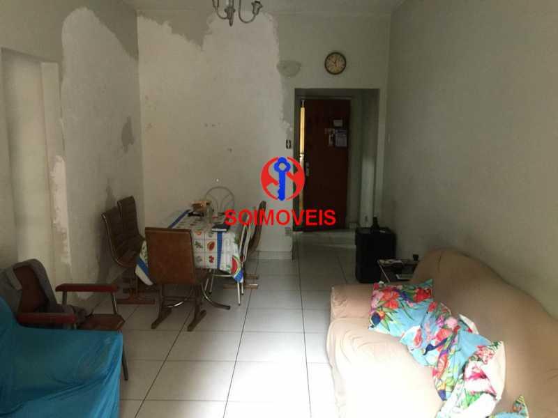 sl - Apartamento 2 quartos à venda Maracanã, Rio de Janeiro - R$ 170.000 - TJAP20926 - 5