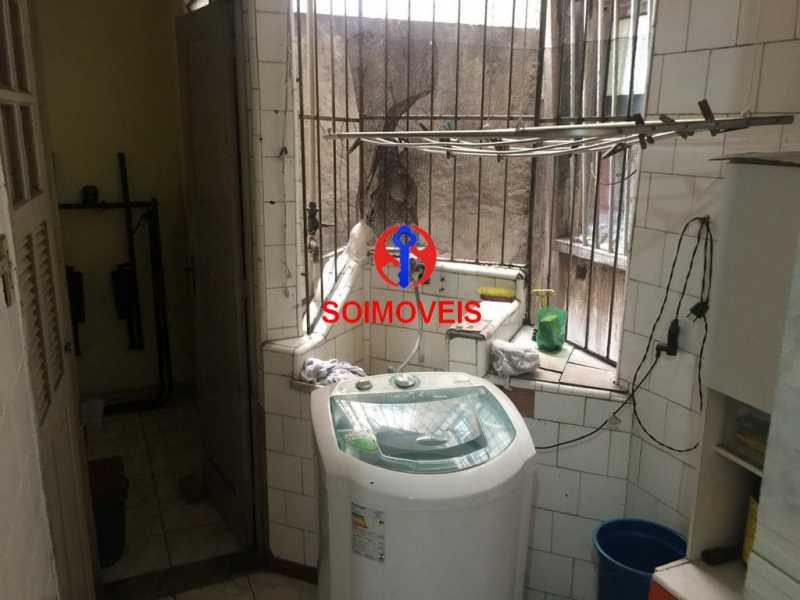 ar - Apartamento 2 quartos à venda Maracanã, Rio de Janeiro - R$ 170.000 - TJAP20926 - 18