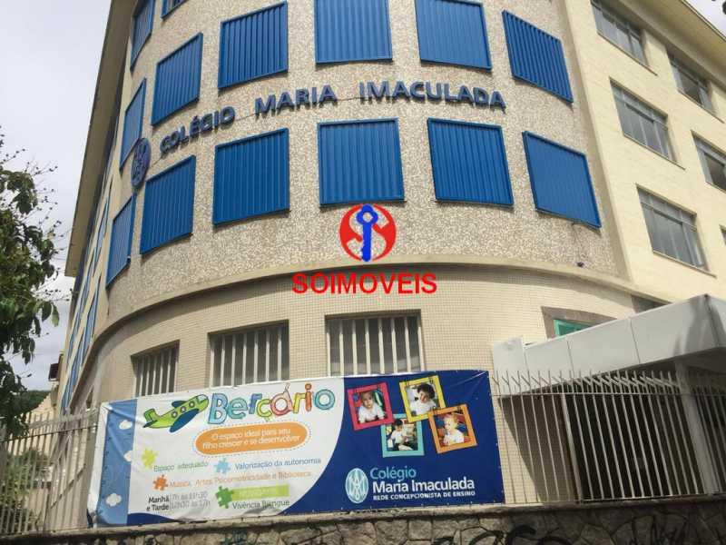 vis rua - Apartamento 2 quartos à venda Maracanã, Rio de Janeiro - R$ 170.000 - TJAP20926 - 20