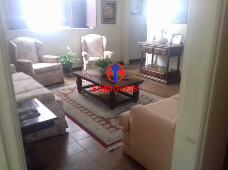 1-sl - Casa 3 quartos à venda Grajaú, Rio de Janeiro - R$ 700.000 - TJCA30044 - 3