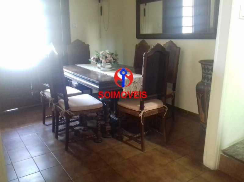 1-sl2 - Casa 3 quartos à venda Grajaú, Rio de Janeiro - R$ 700.000 - TJCA30044 - 4