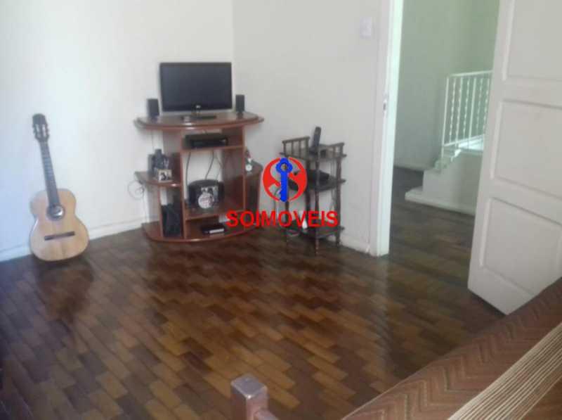 2-3qto - Casa 3 quartos à venda Grajaú, Rio de Janeiro - R$ 700.000 - TJCA30044 - 9
