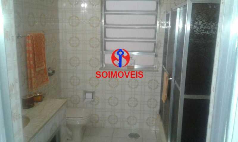 3-bhs - Casa 3 quartos à venda Grajaú, Rio de Janeiro - R$ 700.000 - TJCA30044 - 10