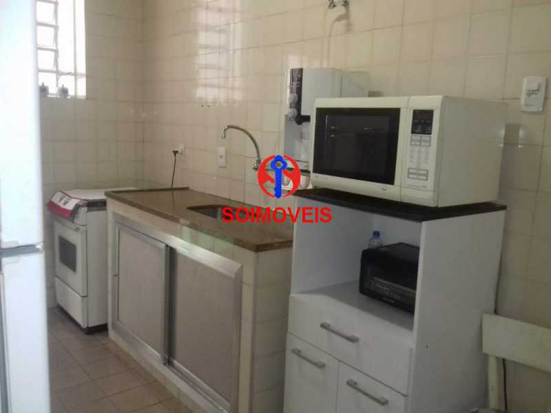 4-coz - Casa 3 quartos à venda Grajaú, Rio de Janeiro - R$ 700.000 - TJCA30044 - 11