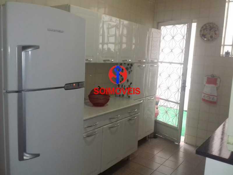 4-coz2 - Casa 3 quartos à venda Grajaú, Rio de Janeiro - R$ 700.000 - TJCA30044 - 12