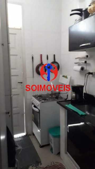 cz - Apartamento 1 quarto à venda Tijuca, Rio de Janeiro - R$ 210.000 - TJAP10223 - 7