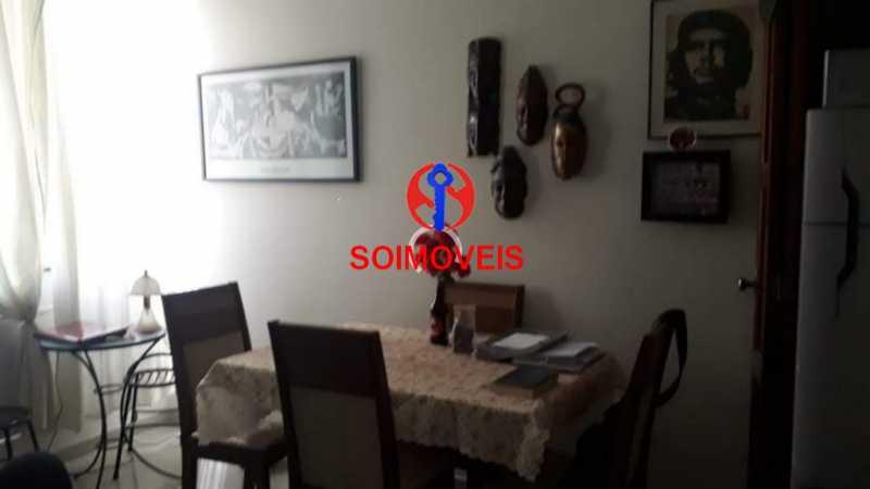 sl - Apartamento 1 quarto à venda Tijuca, Rio de Janeiro - R$ 210.000 - TJAP10223 - 1