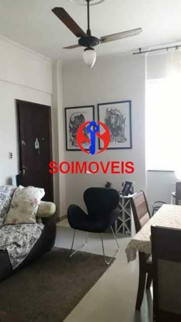 sl - Apartamento 1 quarto à venda Tijuca, Rio de Janeiro - R$ 210.000 - TJAP10223 - 3