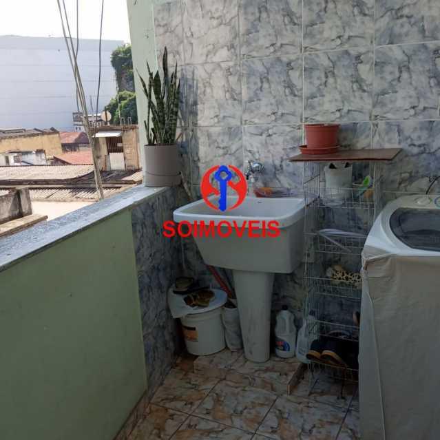 ar - Kitnet/Conjugado 44m² à venda Centro, Rio de Janeiro - R$ 170.000 - TJKI10024 - 12