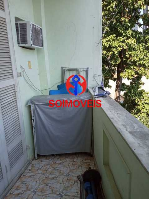 vis - Kitnet/Conjugado 44m² à venda Centro, Rio de Janeiro - R$ 170.000 - TJKI10024 - 14