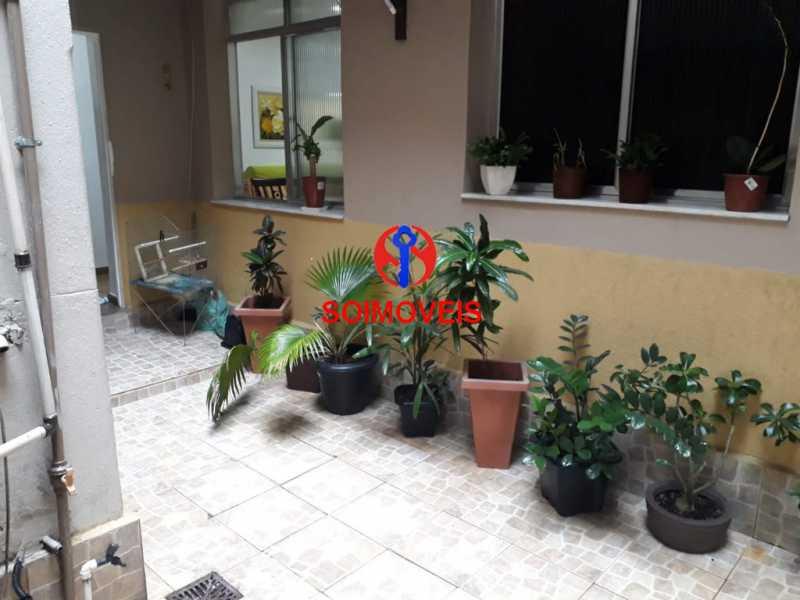 ar ext - Apartamento 2 quartos à venda Centro, Rio de Janeiro - R$ 470.000 - TJAP20930 - 20