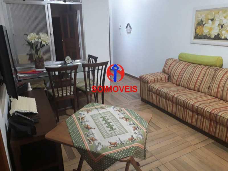 sl - Apartamento 2 quartos à venda Centro, Rio de Janeiro - R$ 470.000 - TJAP20930 - 1