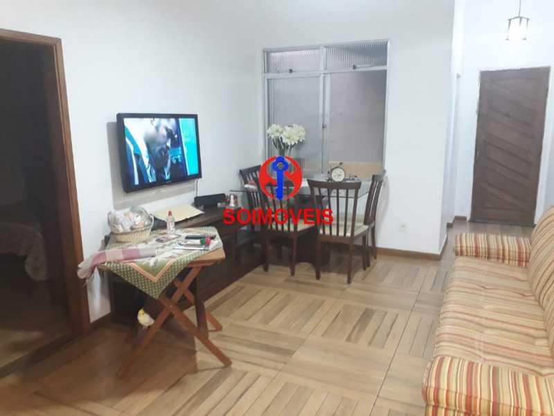 sl - Apartamento 2 quartos à venda Centro, Rio de Janeiro - R$ 470.000 - TJAP20930 - 3