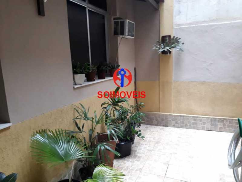 ar ext - Apartamento 2 quartos à venda Centro, Rio de Janeiro - R$ 470.000 - TJAP20930 - 21