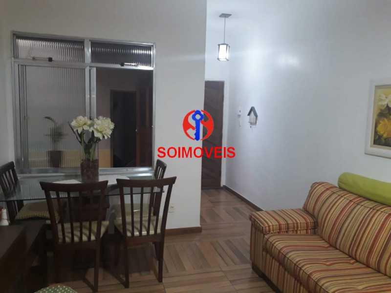 sl - Apartamento 2 quartos à venda Centro, Rio de Janeiro - R$ 470.000 - TJAP20930 - 4