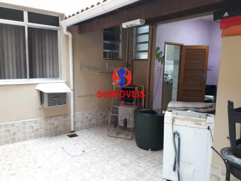 ar ext - Apartamento 2 quartos à venda Centro, Rio de Janeiro - R$ 470.000 - TJAP20930 - 22