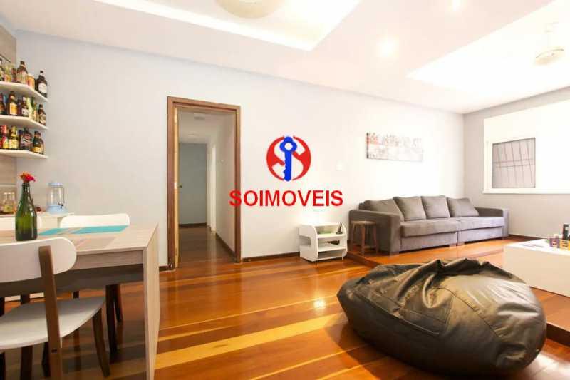 sl - Apartamento 3 quartos à venda Maracanã, Rio de Janeiro - R$ 528.940 - TJAP30411 - 3