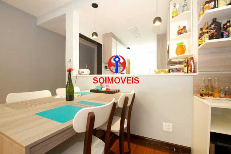 sl - Apartamento 3 quartos à venda Maracanã, Rio de Janeiro - R$ 528.940 - TJAP30411 - 6