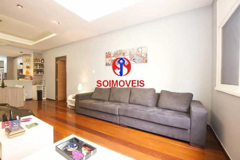 sl - Apartamento 3 quartos à venda Maracanã, Rio de Janeiro - R$ 528.940 - TJAP30411 - 4