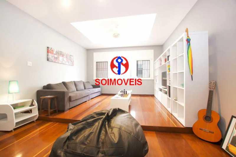 sl - Apartamento 3 quartos à venda Maracanã, Rio de Janeiro - R$ 528.940 - TJAP30411 - 1