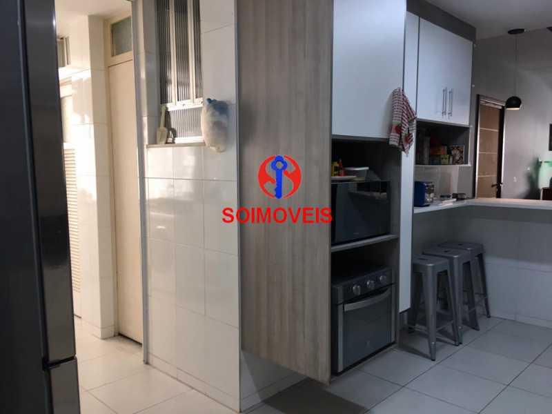 cz - Apartamento 3 quartos à venda Maracanã, Rio de Janeiro - R$ 528.940 - TJAP30411 - 20