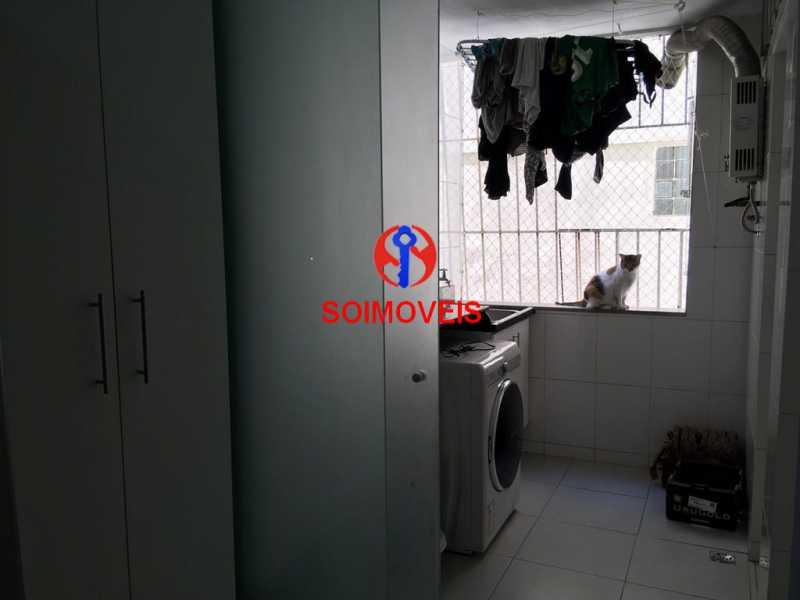 ar - Apartamento 3 quartos à venda Maracanã, Rio de Janeiro - R$ 528.940 - TJAP30411 - 22
