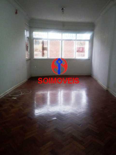 sl - Apartamento 3 quartos à venda Humaitá, Rio de Janeiro - R$ 680.000 - TJAP30412 - 1