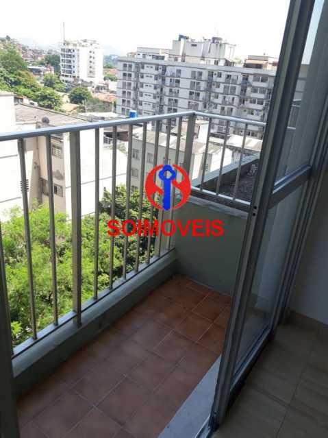 var - Apartamento 2 quartos à venda Riachuelo, Rio de Janeiro - R$ 270.000 - TJAP20943 - 6
