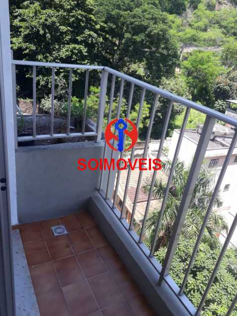 var - Apartamento 2 quartos à venda Riachuelo, Rio de Janeiro - R$ 270.000 - TJAP20943 - 7