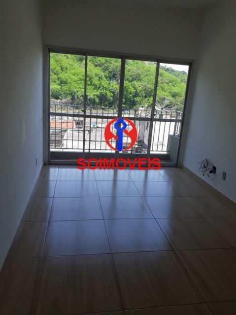 sl - Apartamento 2 quartos à venda Riachuelo, Rio de Janeiro - R$ 270.000 - TJAP20943 - 1