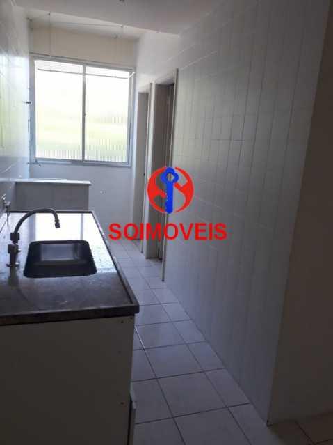 cz - Apartamento 2 quartos à venda Riachuelo, Rio de Janeiro - R$ 270.000 - TJAP20943 - 21