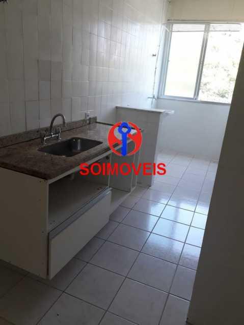 cz - Apartamento 2 quartos à venda Riachuelo, Rio de Janeiro - R$ 270.000 - TJAP20943 - 22