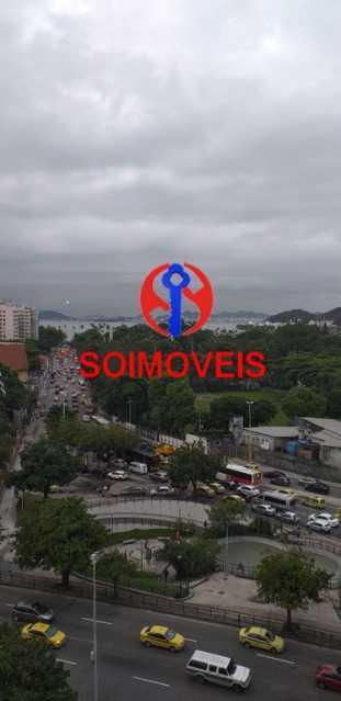 vis - Apartamento 2 quartos à venda Botafogo, Rio de Janeiro - R$ 750.000 - TJAP20944 - 22